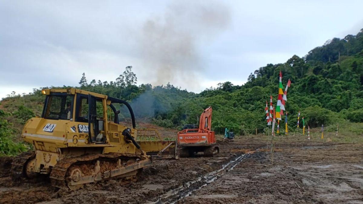 PT Kayan Hydro Energy (KHE) Dukung Upaya Jokowi Kembangkan Kawasan Industri Hijau di Kaltara
