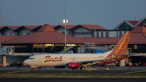 Bantah Batik Air Tergelincir di Samarinda, Manajemen Lion Air: Pilot Hentikan Pesawat karena Aspal Landas Hubung Tidak Normal