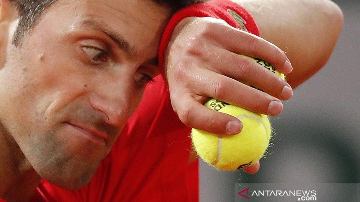 Djokovic Petenis Peringkat Satu untuk Keenam Kali, Samai Rekor Pahlawan Masa Kecilnya Pete Sampras