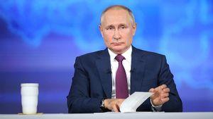 Putin Ancam Blokir Media Sosial Asing di Rusia, Apa Alasannya?
