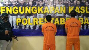 COVID-19 Bikin Sepi <i>Job</i>, Alasan Vokalis Band Kapten Pakai Sabu hingga Diciduk Polisi