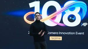 Realme  8 Pro, Punya Kamera 108 MP! Hasil Jepretan Lebih Tajam