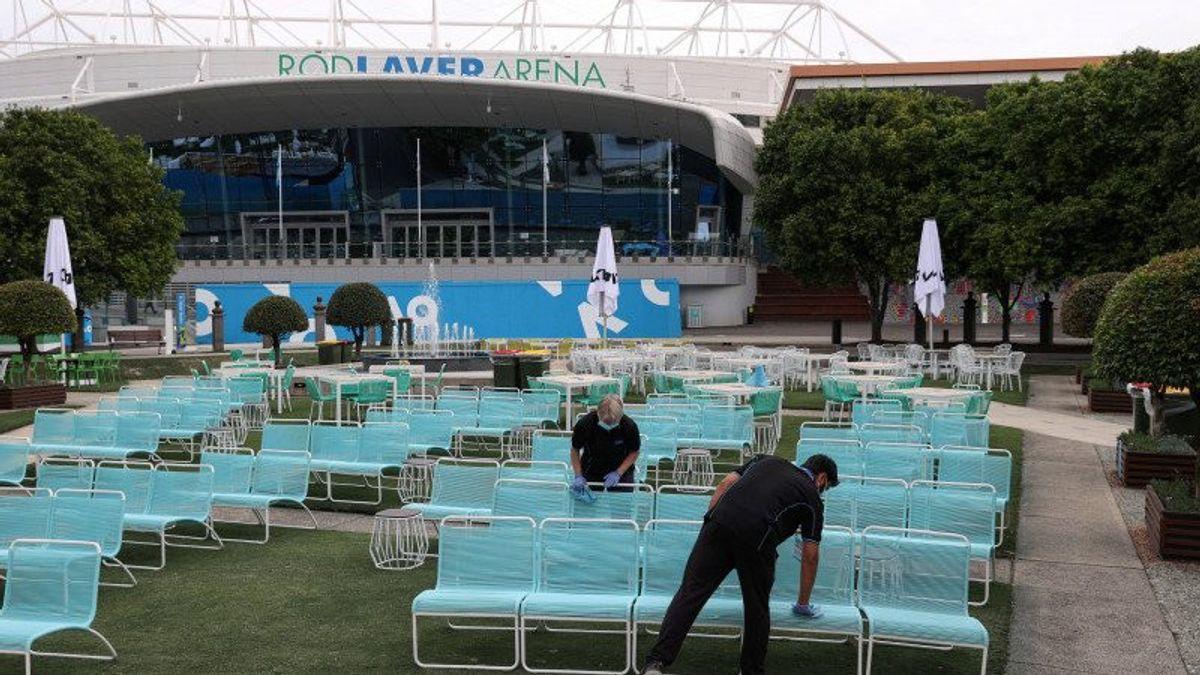 <i>Lockdown</i> Berakhir, Australian Open akan Dihadiri Penonton