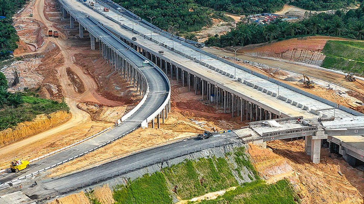 Bangun Jalan Tol, Perusahaan Milik Konglomerat Eka Tjipta Widjaja Dapat Guyuran Rp3,28 Triliun dari Bank Duo Hartono dkk