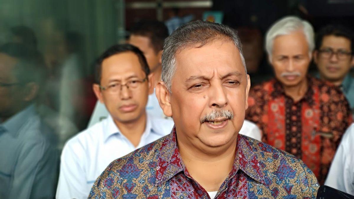 Meski Kasasi Ditolak MA, KPK Tetap Yakin Sofyan Basir Terlibat Kasus Suap PLTU Riau-1