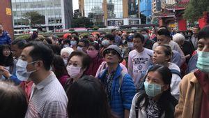 Kasus COVID-19 Melonjak 100 Persen, Pemerintah Taiwan Waspada