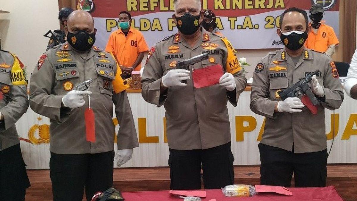 Kapolda Papua: Nabire Jadi Pintu Masuk Senjata Api dan Amunisi untuk KKB