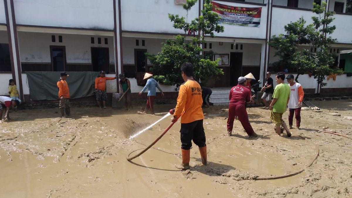 Grobogan Jateng Banjir Bandang, Alih Fungsi Lahan Hutan ke Sawah Jadi Sebabnya