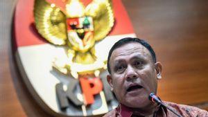 Firli Bahuri Pastikan Pemberhentian 57 Pegawai KPK Akibat Tak Lolos TWK Sudah Sesuai Aturan