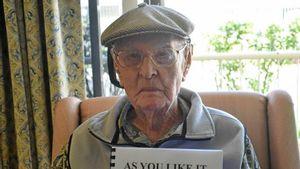 Otak Ayam jadi Salah Satu Rahasia Panjang Umur Pria Tertua di Australia Ini