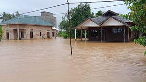 Kalimantan Selatan Masih Dikepung Banjir, Tingginya Air Capai 2 Meter