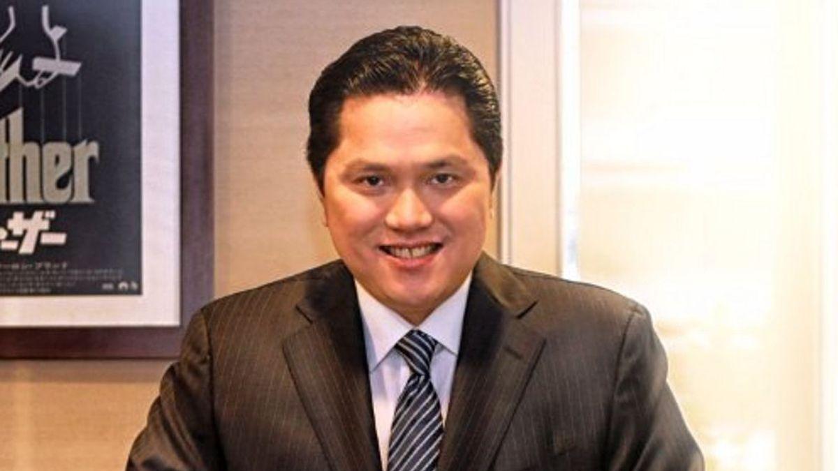 Said Aqil Jadi Komut KAI, Menteri Erick Thohir Sebut Biar Gampang Bebasin Lahan