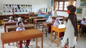 Jelang PTM Juli 2021, Kemendikbud Ristek Diminta Sediakan Satgas COVID-19 Sekolah