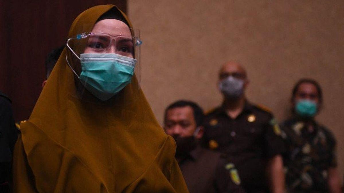 Sisa 5 Hari, Jaksa Belum Tentukan Sikap 'Diskon' Hukuman Pinangki Sirna Malasari