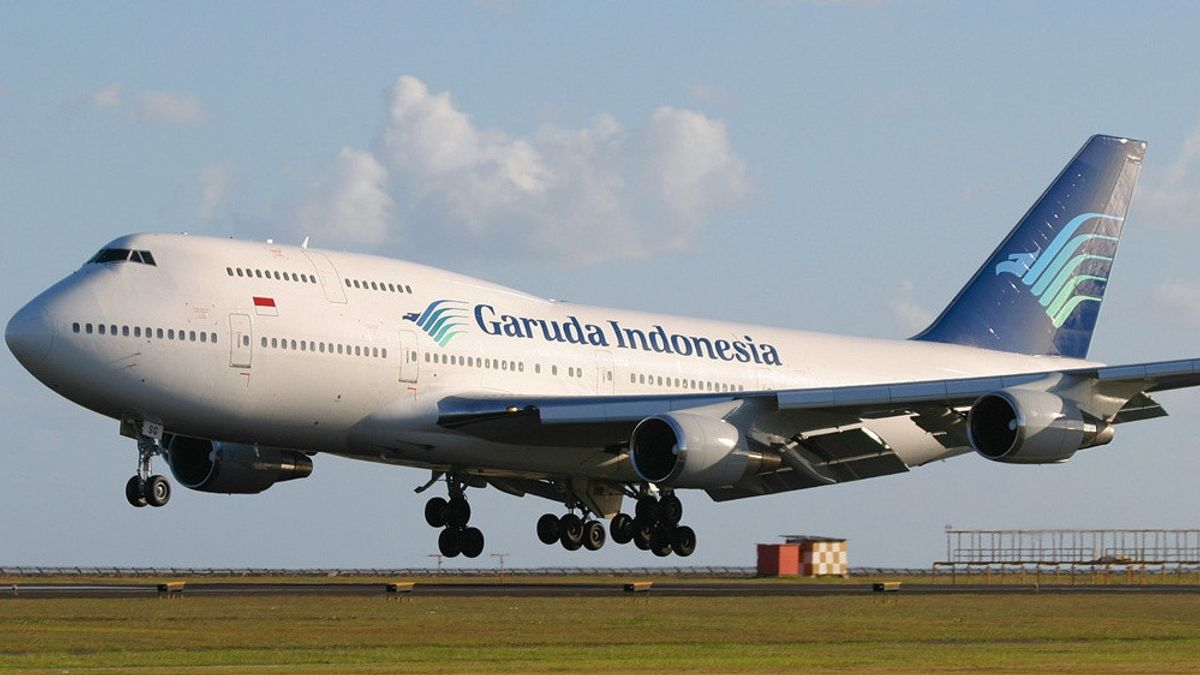Viral On Twitter, Garuda Indonesia Wants To Be Reduced While Citilink Is Raised, Really?