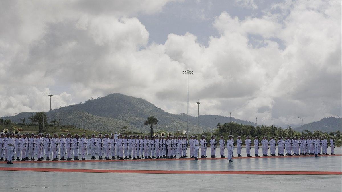 Etnis Bersenjata Tolak Hadiri Hari Angkatan Bersenjata Myanmar Pagi Ini, Tuntut Akhiri Kudeta