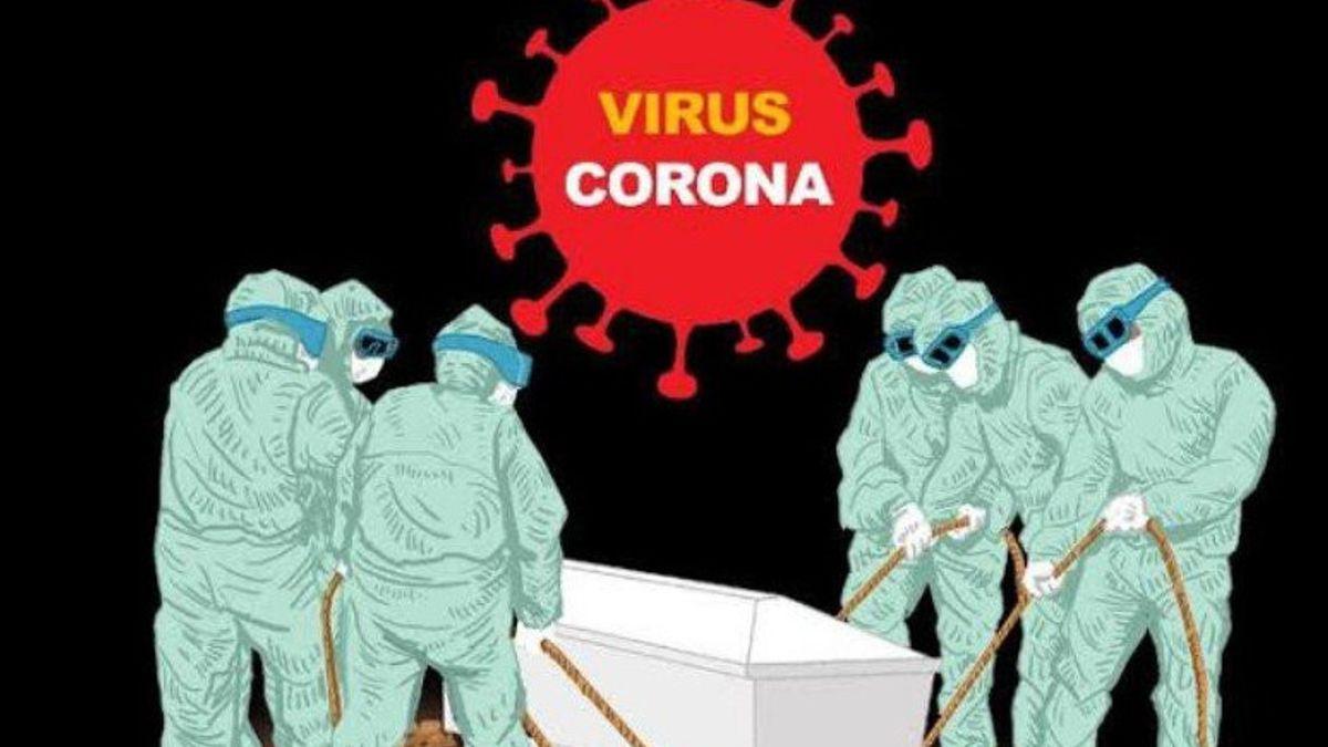 Pasien COVID-19 yang Meninggal Dunia di Sumut Jadi 715 Orang