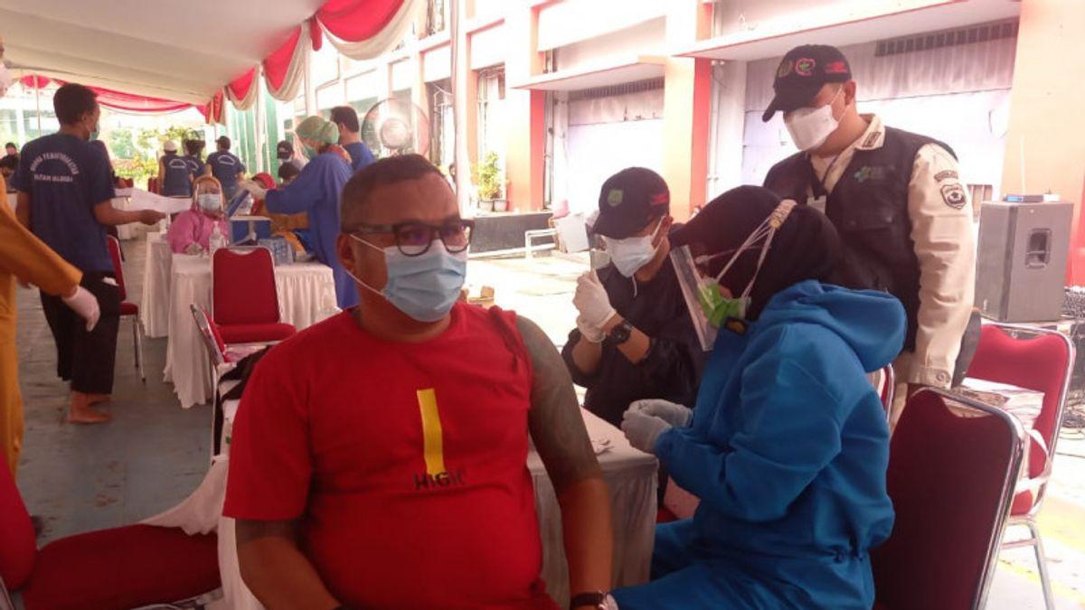 Imbauan John Kei kepada Warga Binaan di Indonesia: Dukung Program Vaksinasi dari Pemerintah
