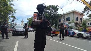 Komisi III DPR Minta Polri dan BNPT Gerak Cepat Identifikasi Jaringan Pelaku Bom Makassar