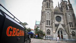 Kapasitas Umat di Misa Paskah Katedral Jakarta Dibatasi 20 Persen, Harus Sehat dan Berusia 18-59 Tahun