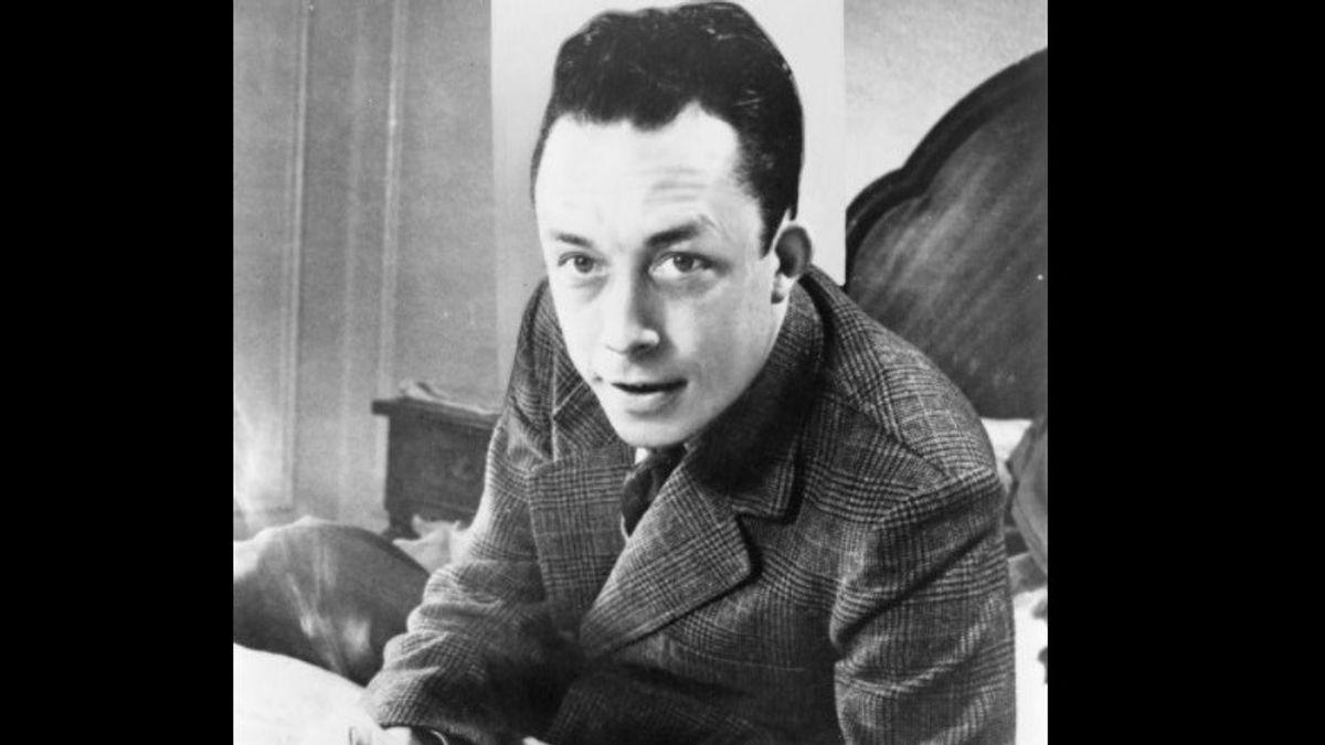 Melihat Makna Absurd dari Albert Camus