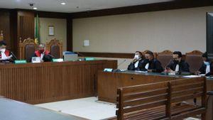 Penyuap Edhy Prabowo Dituntut 3 Tahun Penjara