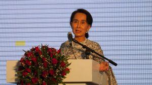 Rezim Militer Tambah Empat Tuduhan Korupsi: Aung San Suu Kyi Hadapi 10 Kasus, Terancam 75 Tahun Penjara