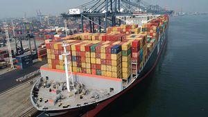 Pecah Rekor! Neraca Perdagangan Surplus 21 Miliar Dolar AS, Tertinggi Sejak 2011