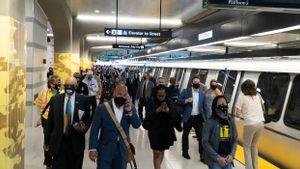 Cegah Varian Delta, Warga AS yang Sudah Divaksin COVID-19 Diminta Pakai Masker Lagi