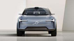 Concept Recharge, Mobil Konsep Volvo yang Berjalan Aman Saat Sopir Tidur