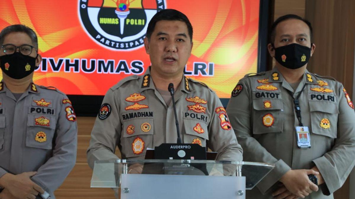 Tiga Terduga Teroris Ditangkap, Satu di Antaranya Dewan Syuro Jamaah Islamiyah