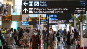 Miris! 24.594 WNA Tiba di Bandara Soekarno-Hatta saat PPKM Darurat