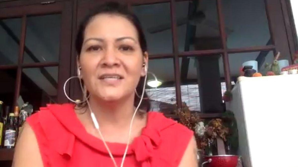 Melanie Subono Tengah Mempersiapkan Film <i>Ibu</i>