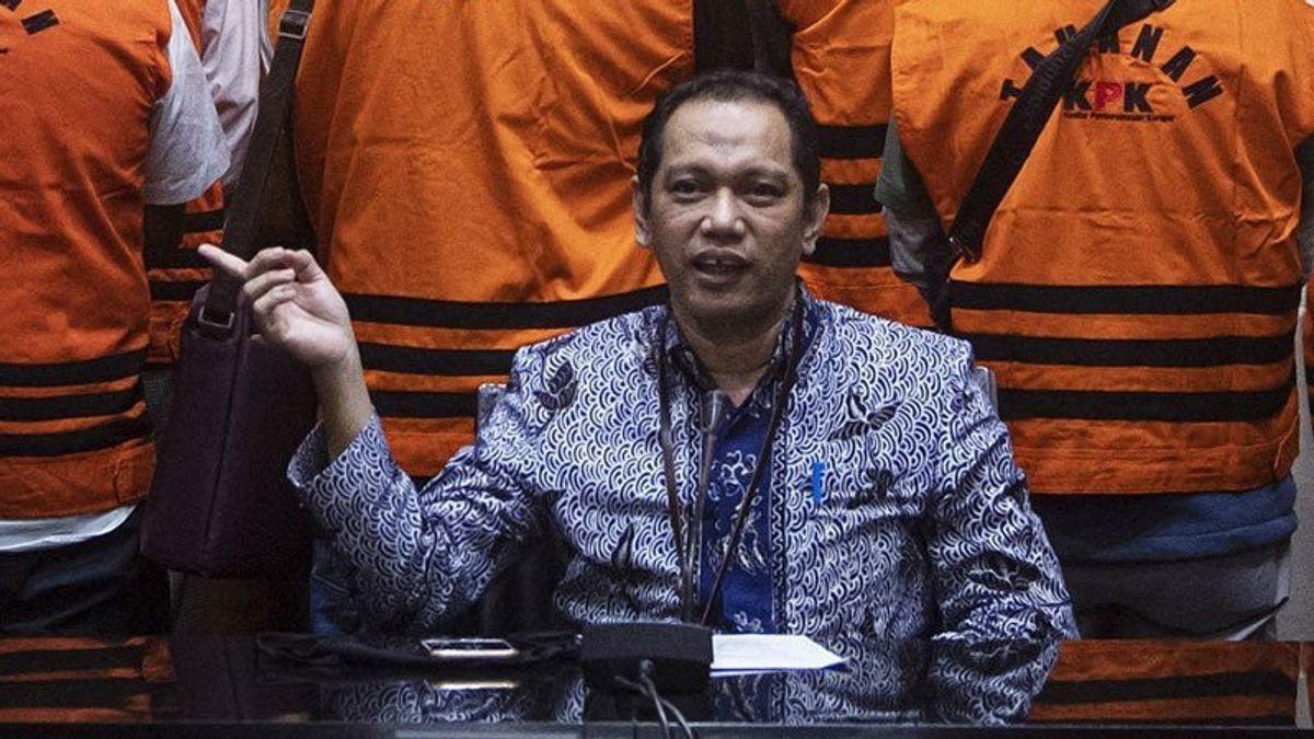 Ditanya soal Salurkan Pegawai Tak Lolos TWK ke BUMN, Ghufron: Sejak Kapan KPK Jadi Penyalur Tenaga Kerja?