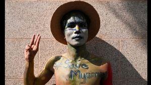 Disebut Terlibat dalam Kudeta Militer Myanmar, China: Benar-benar Tidak Masuk Akal