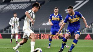 Pukul Parma 3-1, Juventus Merangsek ke Posisi Ketiga