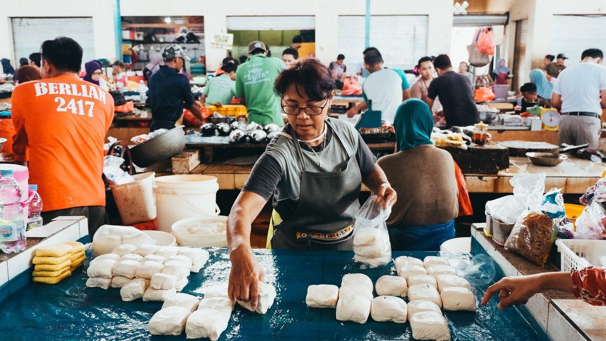 Kasus COVID-19 Melonjak, Pedagang Berharap Pemda Tak Tutup Pasar: Ini Tulang Punggung Ekonomi Daerah