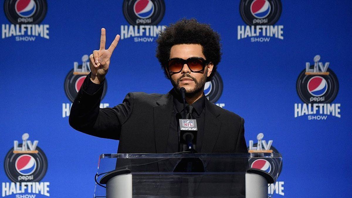 Penampilan The Weeknd di Super Bowl LV Tuai Respons Positif