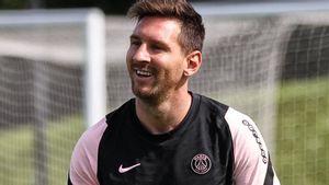 Belum Tentukan <i>Starting XI</i>, Pochettino Buka Peluang Messi Debut untuk PSG saat Lawan Brest