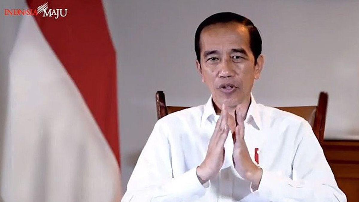 جميع المواطنين الذين تجمعوا عندما Jokowi في NTT اختبارها ، والنتيجة هي كل سلبية