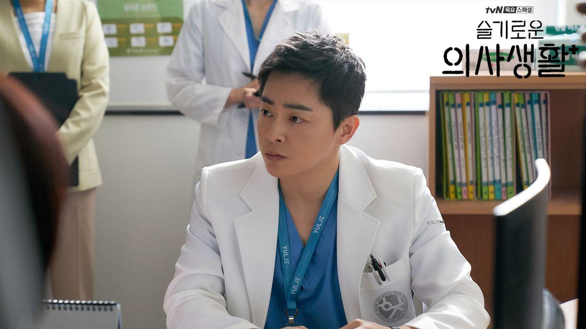 <i>Soundtrack</i> Drama <i>Hospital Playlist</i> yang Dinyanyikan Jo Jung Suk Laris Manis