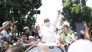 Jaksa: Tutupi Kondisi COVID-19, Rizieq Shihab Halangi Satgas Kota Bogor