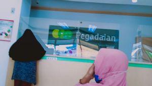 Nilai Rupiah Melemah dan Memicu Aksi Tebus di Pegadaian Makassar