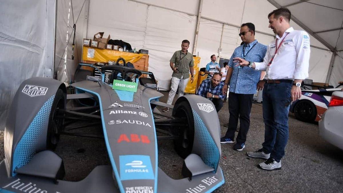 Nurdin Abdullah Ditangkap, Ferdinand Singgung Formula E Jakarta: KPK Payah, <i>Ngakunya</i> Dilemahkan