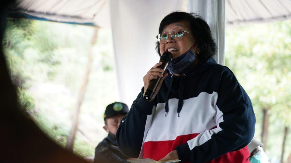 Menteri Siti Nurbaya Kesulitan Sediakan <i>Dropbox</i> Limbah Medis Infeksius B3