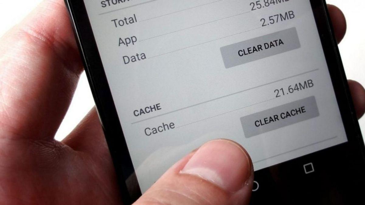 Tips Agar Smartphone Tidak Lemot, Salah Satunya Hapus Data Chace