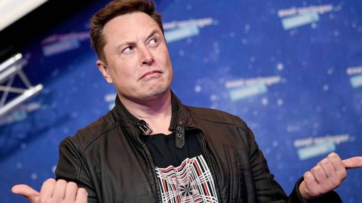 Due To The Decline In Tesla's Stock Value, Elon Musk Is No Longer The Richest Person In The World