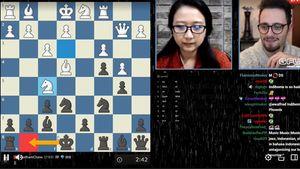 Ketinggalan Nonton Duel Catur GM Irene Sukandar vs GothamChess, Nih <i>Link Streaming</i> Twitch