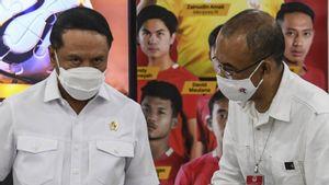 Kemenpora Siap-siap, Presiden Jokowi Teken Keppres Indonesia Tuan Rumah Olimpiade 2032