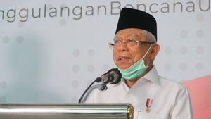 Wapres Ma'ruf Amin: Pemerintah Pasang Target Peremajaan Sawit Rakyat Capai 54 Ribu Hektare di 2022